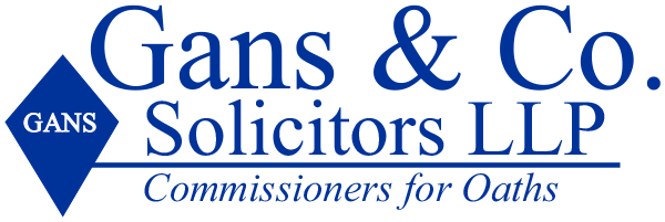 Gans & Co. Solicitors LLP